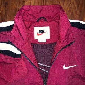 Vintage Nike Red Jacket